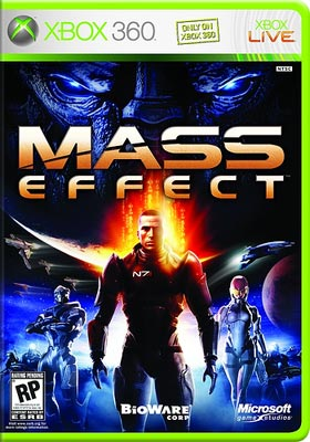 Mass Effect. Watts is a fan.