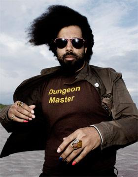 Windswept Watts, Dungeon Master.