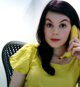 RING RING, BANANAPHONE!