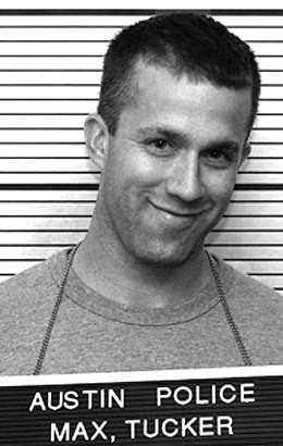 Tucker Max. Six foot nothing.