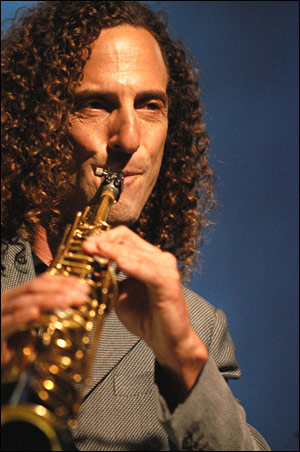 Kenny G: everything I know about him is from that South Park episode