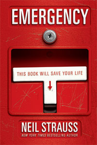 Note: book may not actually save your life.