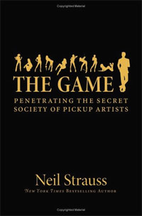 The Game: one of my favourite book designs