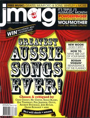 jmag November 2009 issue