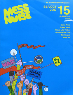 Mess+Noise mag. Not sponsored by Eiffel 65.