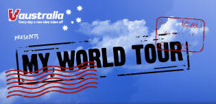 My World Tour logo