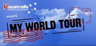 My World Tour logo