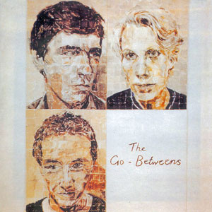 The Go-Betweens' Send Me A Lullaby cover art, by Jenny Watson