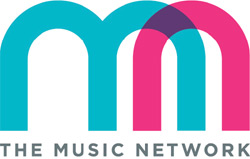 The Music Network logo