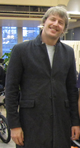 Steve Milbourne of Sony Music London