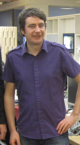 Phil Clandillon, Creative Director at Sony Music London