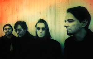 British progressive rock band Porcupine Tree