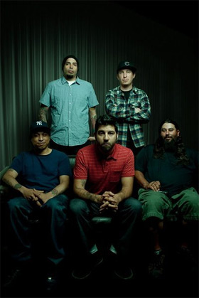 Californian hard rock band Deftones