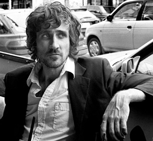 Gareth Liddiard of The Drones