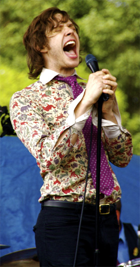 OK Go singer/guitarist Damian Kulash