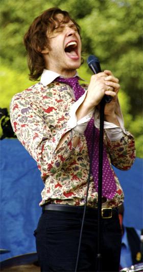 OK Go singer/guitarist Damian Kulash