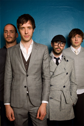 American pop/rock band OK Go