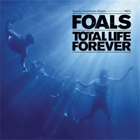 Foals - 'Total Life Forever' album cover