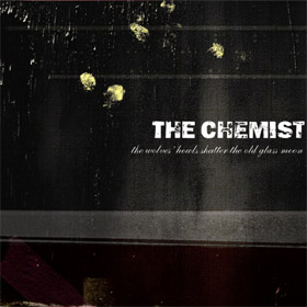 Debut EP by Perth rock band The Chemist, 'The Wolves' Howls Shatter The Old Glass Moon'