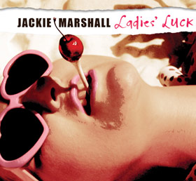 Jackie Marshall - Ladies' Luck album cover