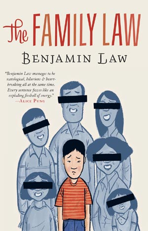 Benjamin Law - 'The Family Law' book cover