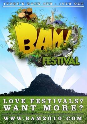 BAM! Festival, October 2010