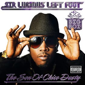 'Sir Lucious Left Foot: The Son Of Chico Dusty' album cover by Big Boi