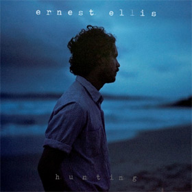 'Hunting' album cover by Sydney band Ernest Ellis