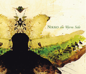 'The Warm Side' album cover by Brisbane band Nikko