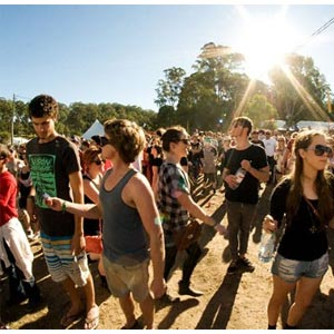 Splendour In The Grass 2010. Photo by Justin Edwards for Mess+Noise
