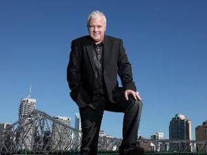 Brisbane author and journalist Matthew Condon