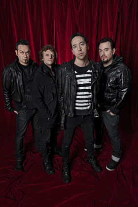 New Zealand/Melbourne rock act Shihad