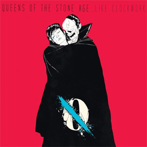 Queens of the Stone Age - '...Like Clockwork' album cover, reviewed in The Weekend Australian by Andrew McMillen, June 2013