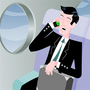 The Vine story: 'The benign threat of using mobile phones on planes' by Andrew McMillen, August 2013