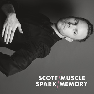 Scott Spark – 'Muscle Memory' album cover, reviewed in The Weekend Australian by Andrew McMillen, June 2014