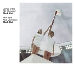 Black Cab – 'Games of the XXI Olympiad' album cover reviewed in The Australian, November 2014