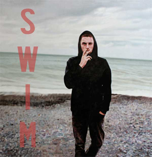 Die! Die! Die! – 'S W I M' album cover reviewed in The Australian, September 2014