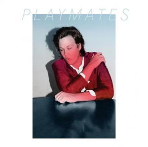 Jack Ladder & The Dreamlanders – 'Playmates' album cover reviewed in The Australian, November 2014