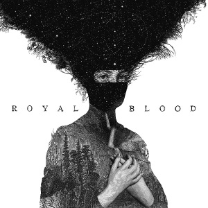Royal Blood – 'Royal Blood' album cover reviewed in The Australian, September 2014