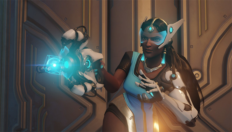 Backchannel story: 'The Sleeper Autistic Hero Transforming Video Games: Symmetra and Overwatch' by Andrew McMillen, July 2017
