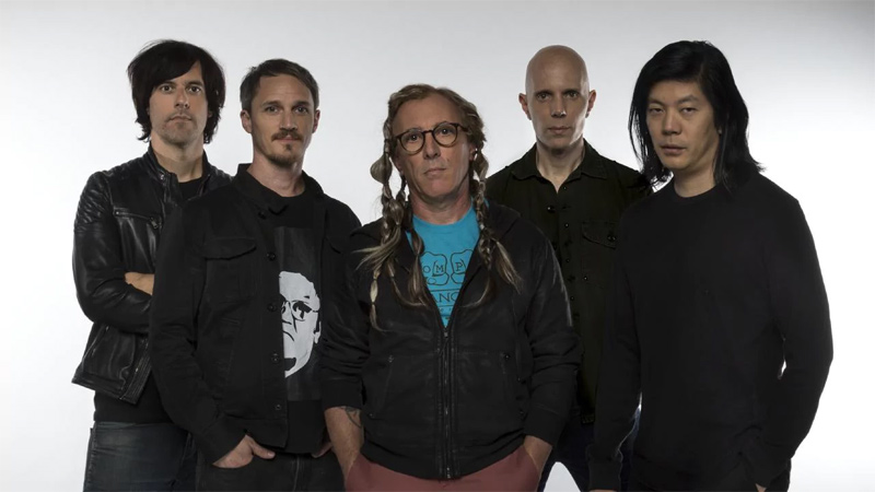 A Conversation with Maynard James Keenan of A Perfect Circle, by Andrew McMillen for The Australian newspaper, March 2018